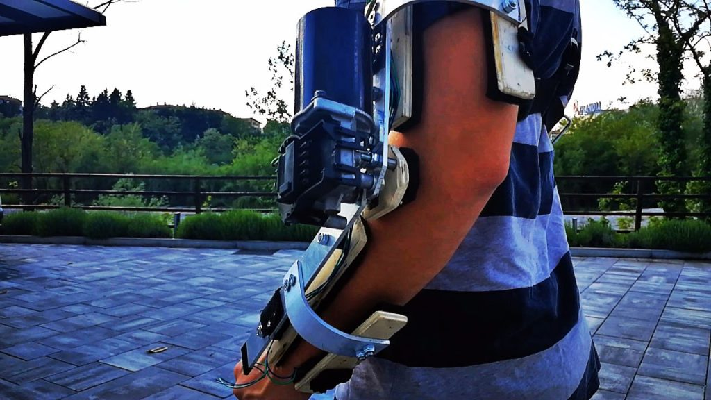 Exoesqueleto DIY
