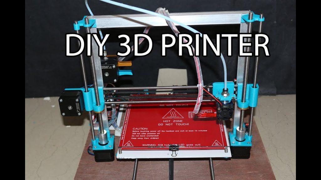Te enseñaremos paso a paso Cómo hacer impresora 3D