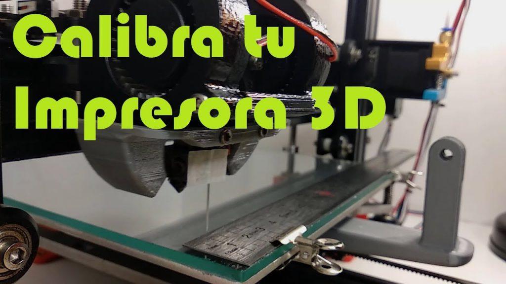 Calibrar impresora 3D – Perdida de pasos – How to calibrate step-by-step