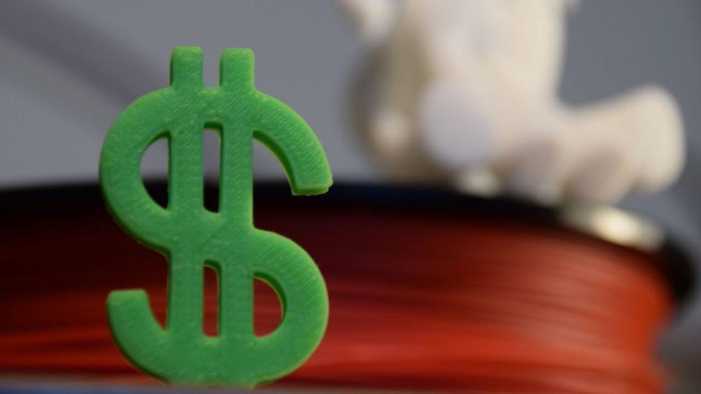 Ganar dinero con la impresión 3D