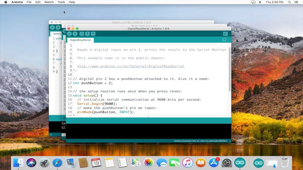 Configurando el IDE de Arduino en Mac OS X