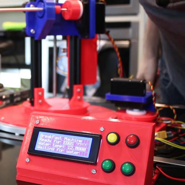 Proyecto robótica: Robot para el desayuno perfecto