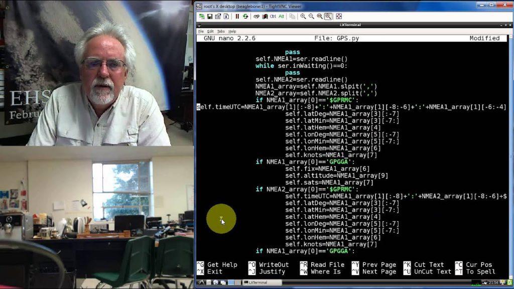 Rastreador de GPS Y Beaglebone Black LECCIÓN 3: Análisis de oraciones NMEA