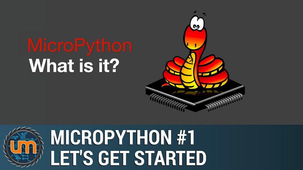 Empezar con MicroPython