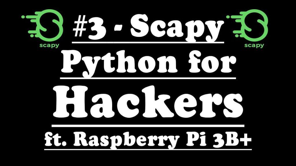 Python para hackers ft. Raspberry Pi