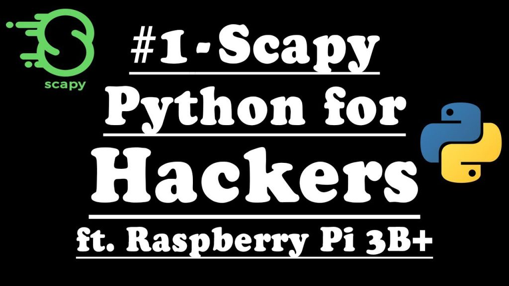 Python for Hackers ft. Raspberry Pi