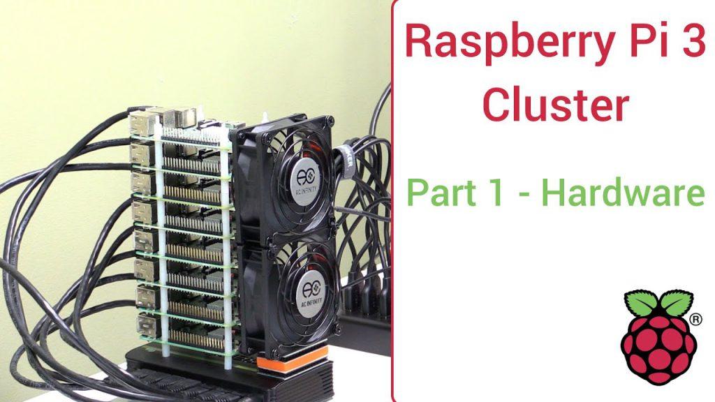 Raspberry Pi 3 Super Computing Cluster Parte 1 – Lista de hardware