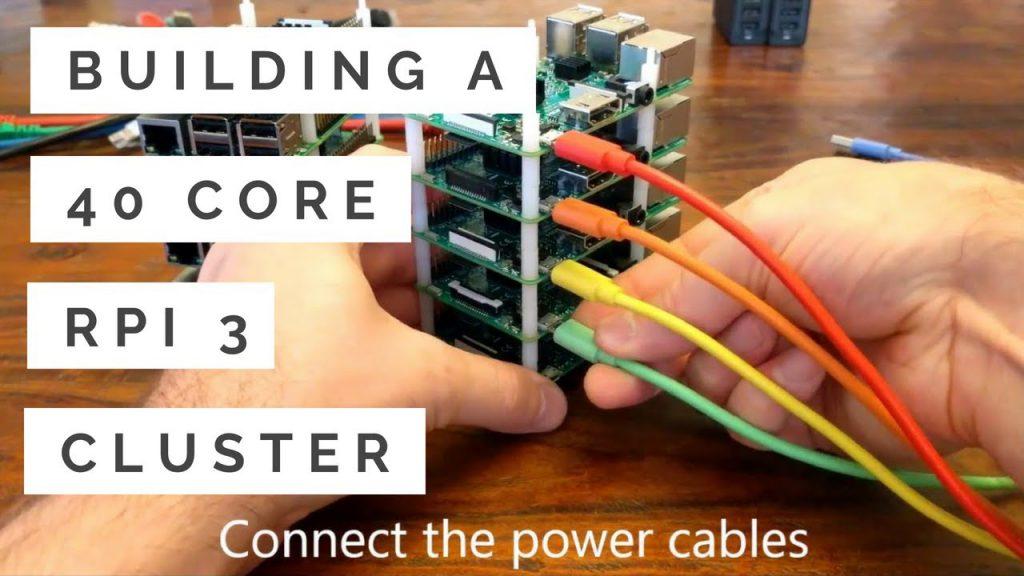 Construye un Raspberry Pi 3 Cluster