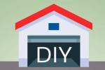 Casa domótica, puerta de garaje controlada con Arduino