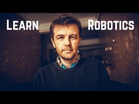 Robótica: ¿Por qué deberías aprenderlo y cómo hacerlo?