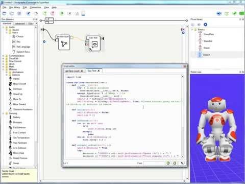Introducción a Python y Robótica en Cogswell College