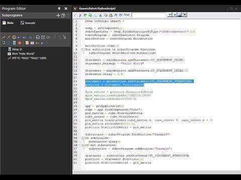 Aprendiendo robótica usando Python