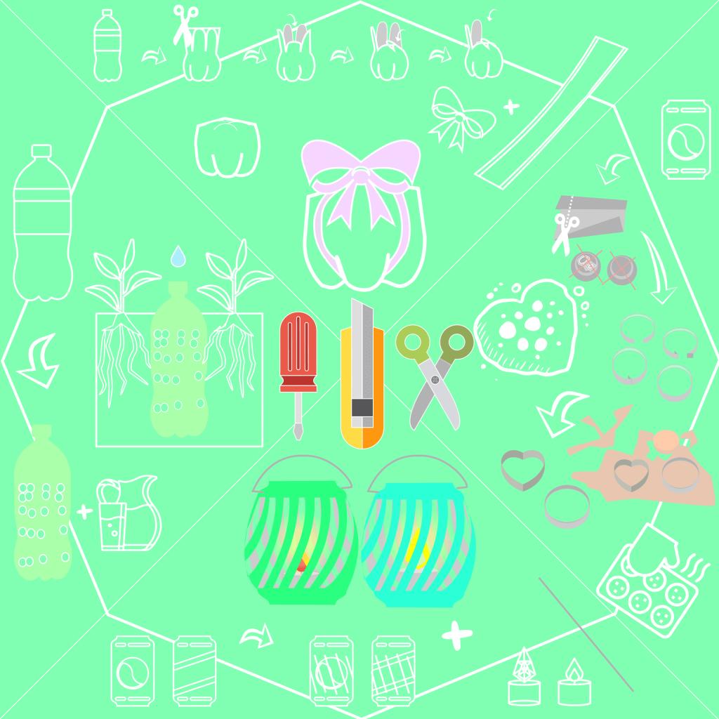 Infografía reciclaje de envases