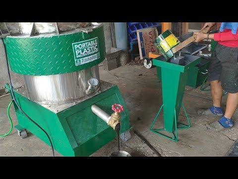 (Manual de Operación) de plástico fusor / Densificador (reciclaje de desechos plásticos