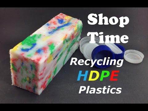 Cómo reciclar plástico HDPE la manera fácil