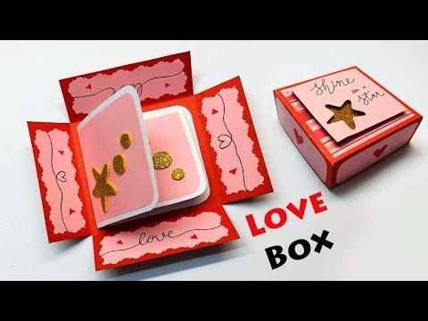 Caja de tarjetas amor | Tarjetas de felicitación último diseño hecho a