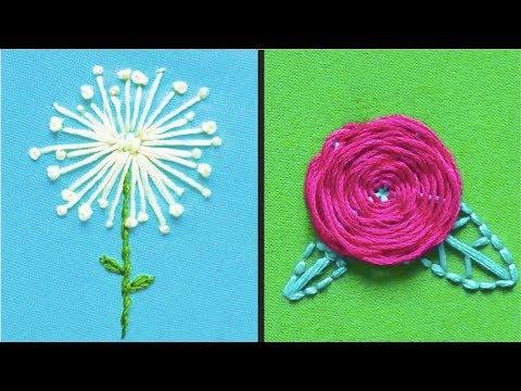 11 EASY costura y tejido trucos para niños y adultos