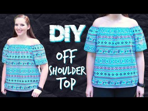 Cómo hacer un hombro de la camisa Fácil | Proyectos DIY de