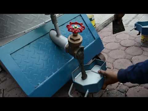 [Video Demo] plástico fusor Densificador (reciclaje de desechos plásticos en ladrillos, etc.)