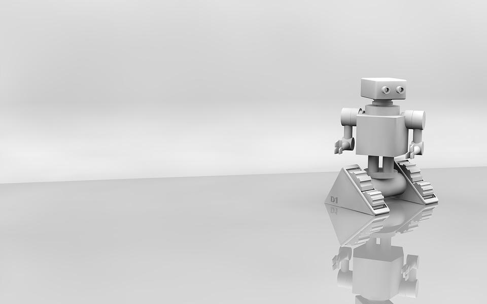 ¡Realiza un robot con Arduino !