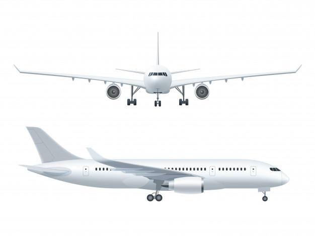 Avión mini de RC , casero con material reciclado