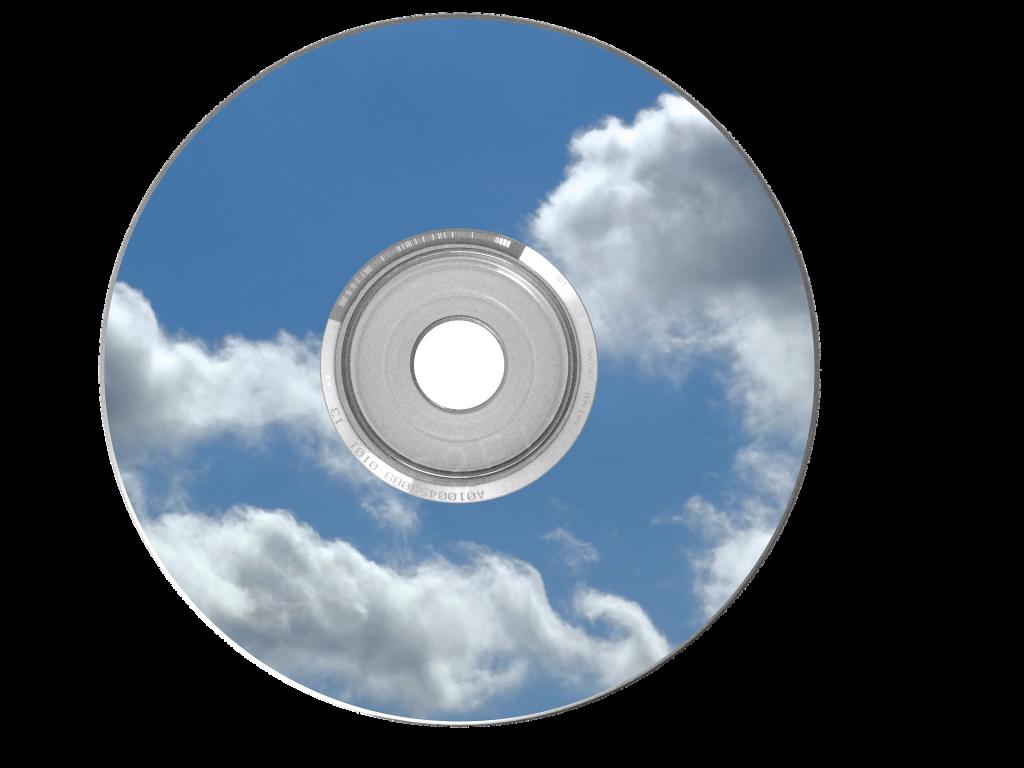 Como hacer luna de CD, para decoración.