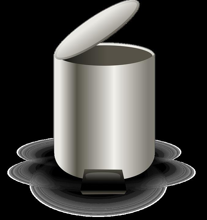 Cubo de Basura inteligente arduino